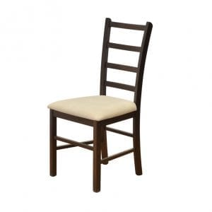 Dining chair Ines-Wenge
